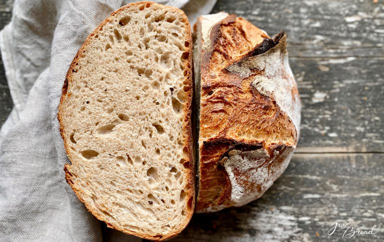 Ruchmehlbrot mein Brot zum World Bread Day